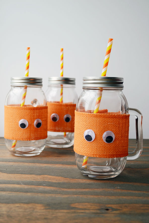 Halloween Mason Jars | Storypiece.net