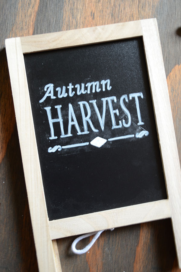 Harvest Chalk Art | Storypiece.net