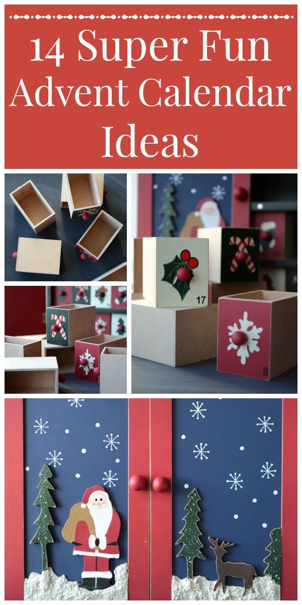 14 Advent Calendar Ideas | Storypiece.net