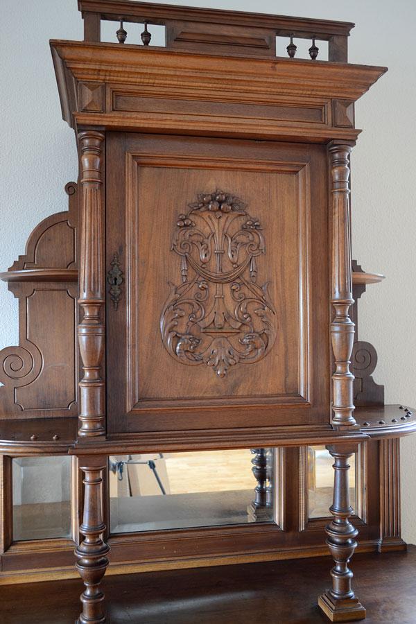 Breakfront Cabinet | Storypiece.net