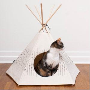Cat Tepee | Storypiece.net