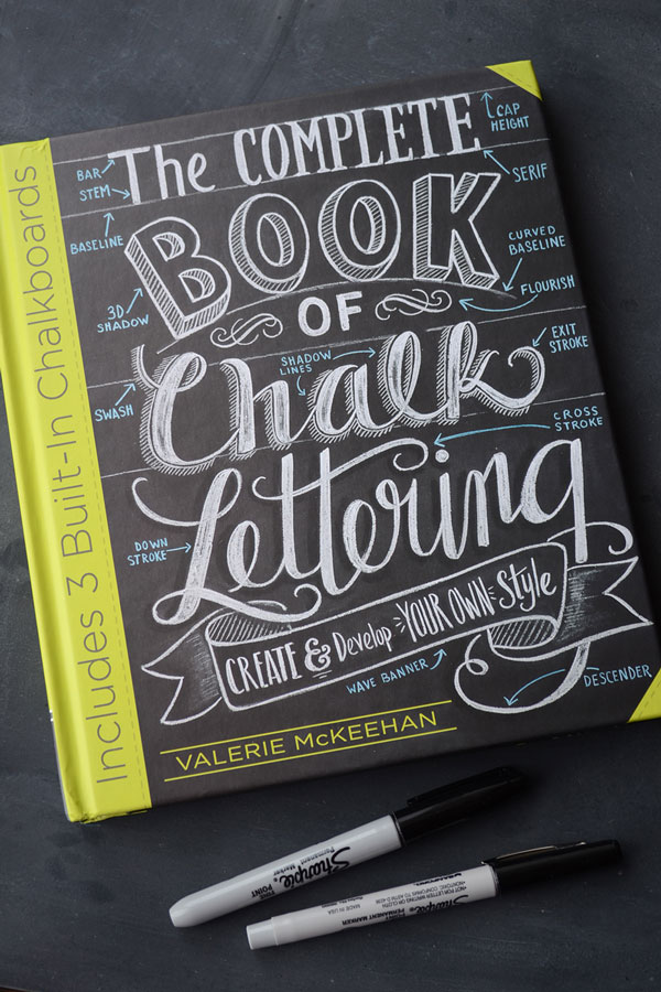 Complete Book of Chalk Lettering | Storypiece.net