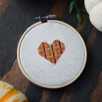 Thankful Heart with Free Pattern