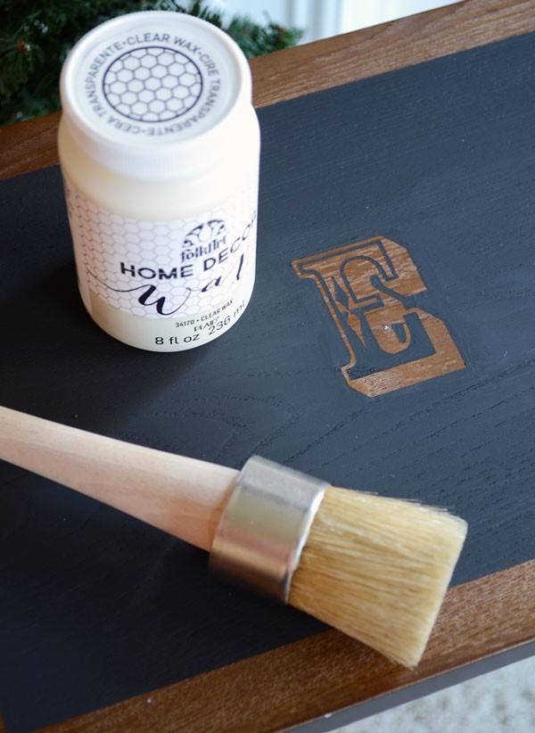 Folk Art Home Decor Wax | Storypiece.net
