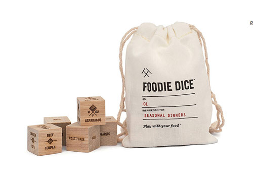 Foodie Dice | Storypiece.net