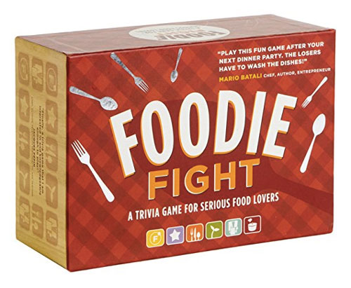 Foodie Fight | Storypiece.net