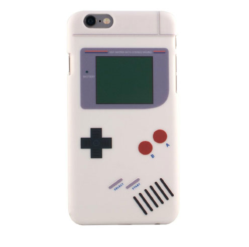 Gameboy iPhone Case | Storypiece.net
