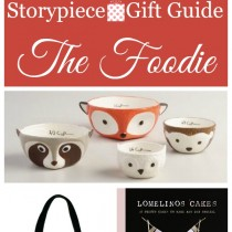 Holiday Gift Guide For The Foodie | Storypiece.net