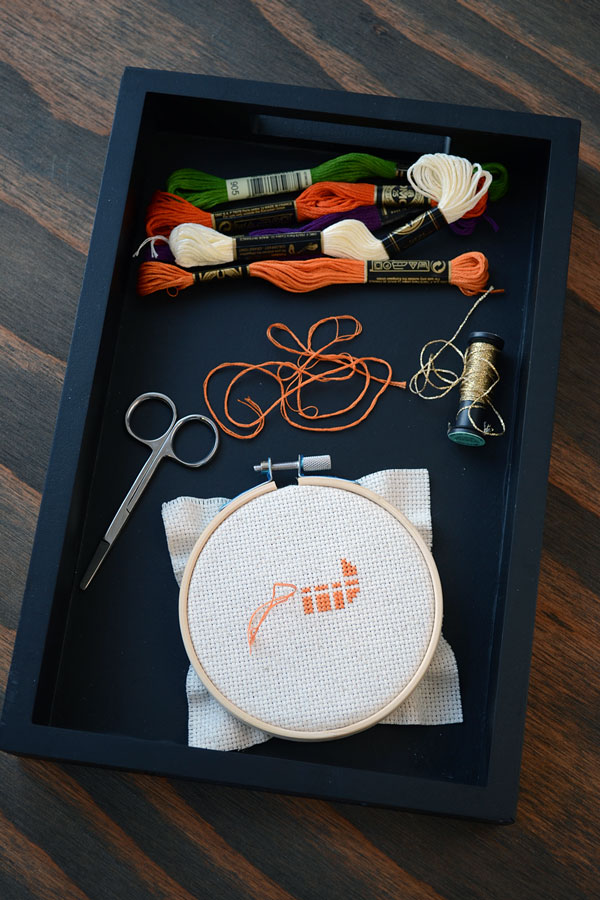 How to Organize Your Cross-stitch Supplies   Storypiece.net