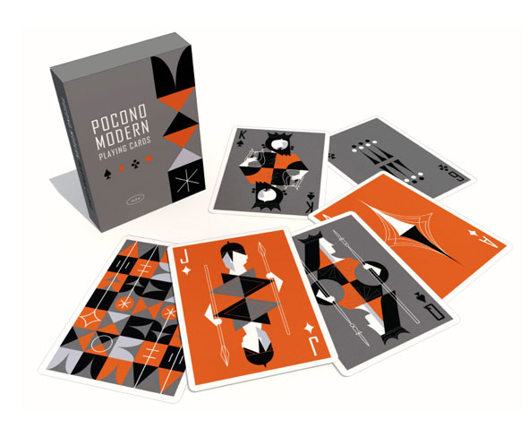 Modern Playing Cards | Storypiece.net