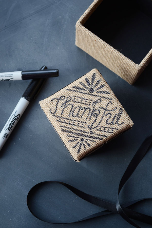 Thankful Gift Box | Storypiece.net