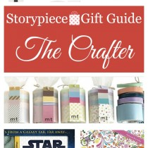 Holiday Gift Guide for The Crafter | Storypiece.net