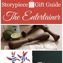 Holiday Gift Guide for The Entertainer | Storypiece.net