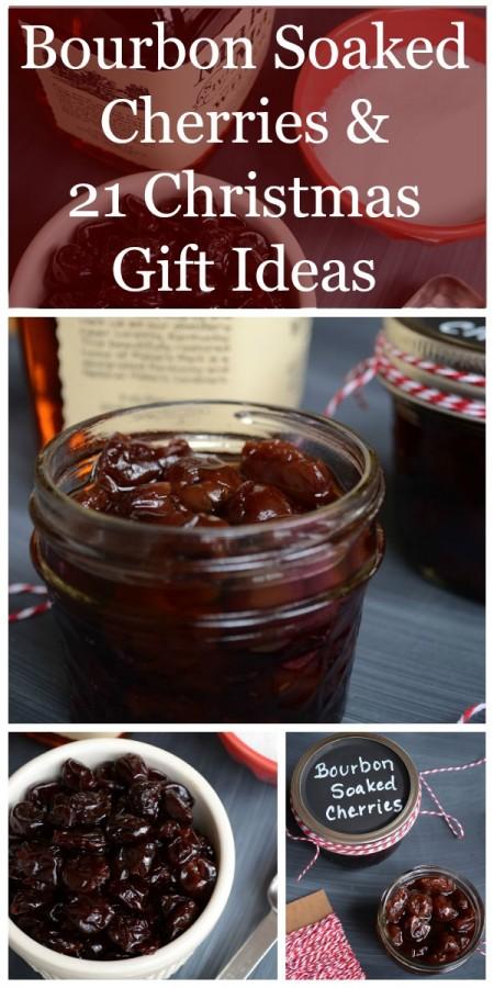Bourbon Cherries & 21 Christmas Gift Ideas |Storypiece.net