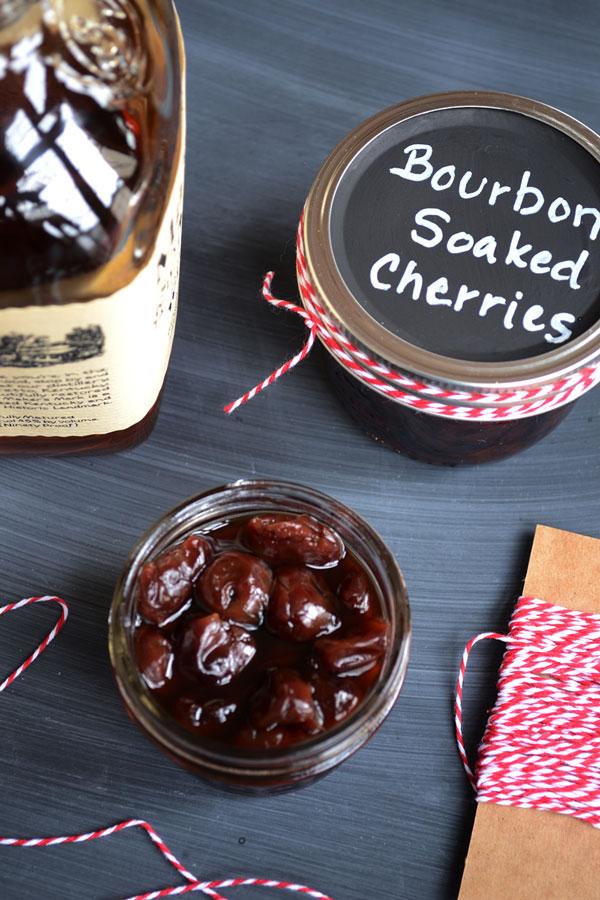 Cherries in Bourbon | Storypiece.net