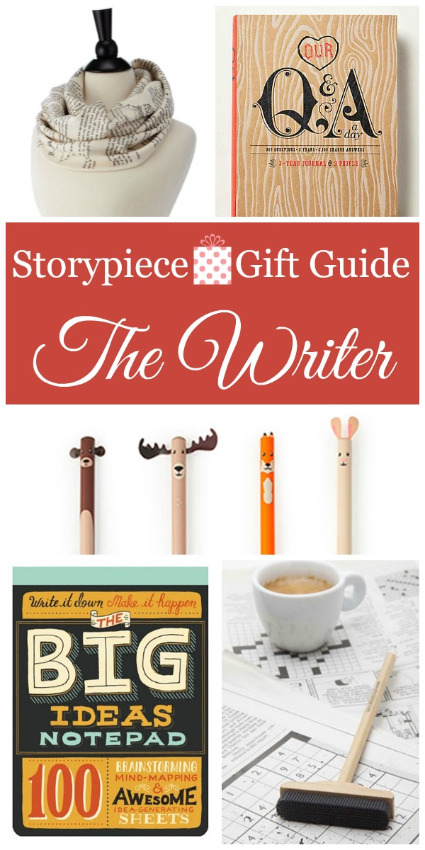 Holiday Gift Guide for the Writer | Storypiece.net