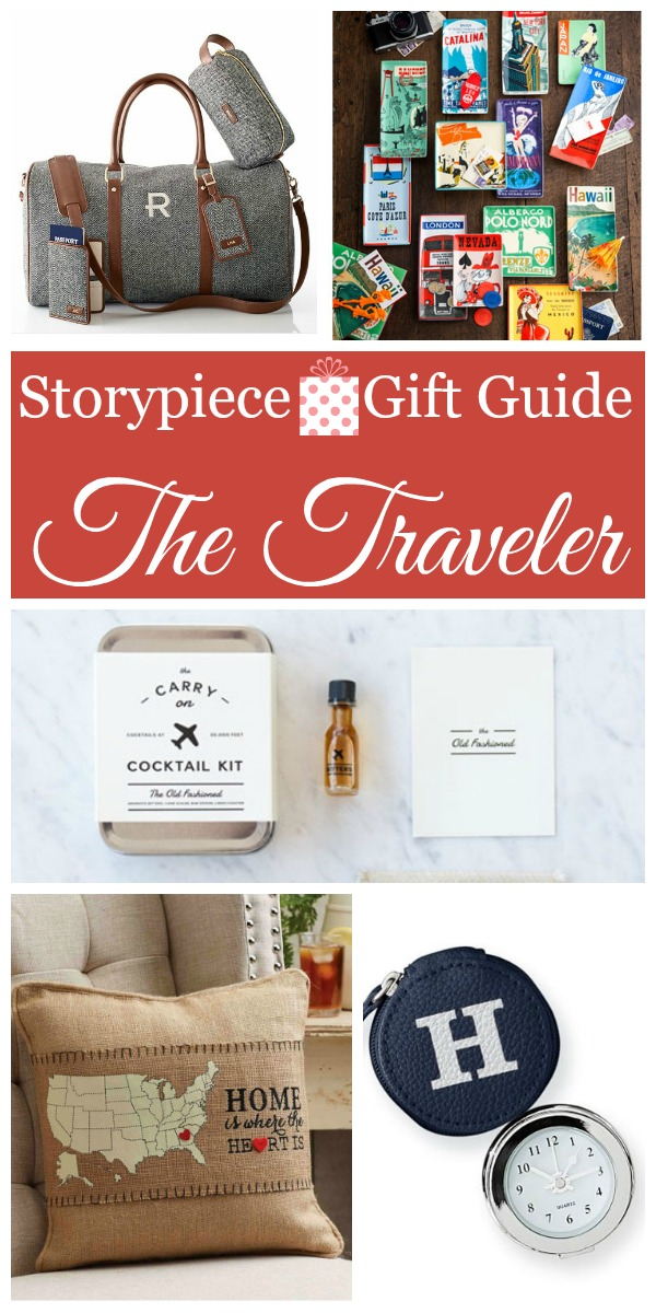 Holiday Gift Guide The Traveler | Storypiece.net