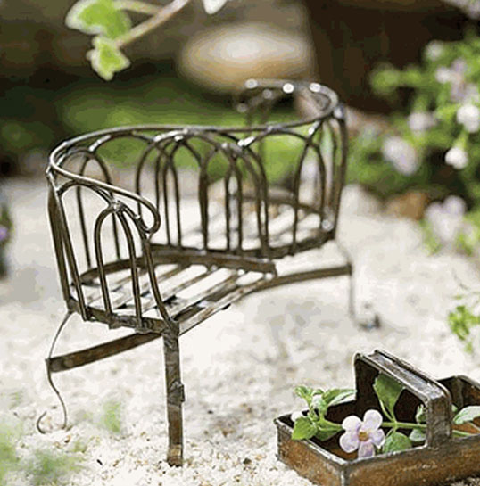 Miniature Garden Accessories