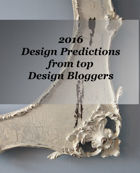 2016 Design Predictions