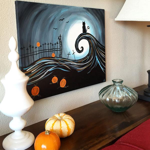 Halloween Painting | Storypiece