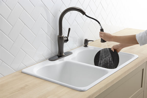 Cardale Spray Faucet