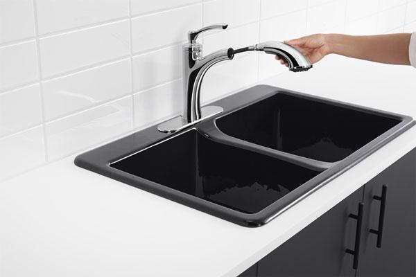 Elliston Kitchen Faucet