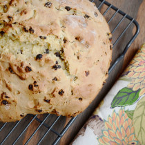 Fresh Baked Irish Soda Bread | Storypiece.net