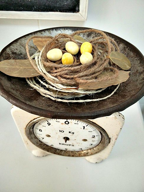 Quick Easy Easter Nest