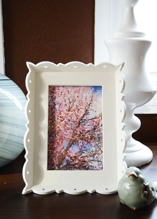 Spring Watercolor Artwork | Storypiece.net