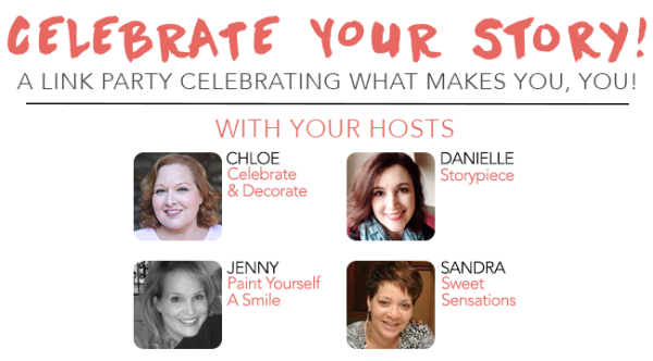 Celebrate Your Story Link Party