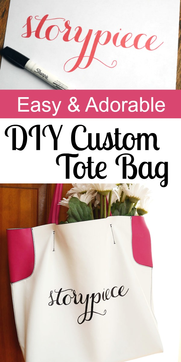 Learn to Make an Absolutely Adorable Custom Tote