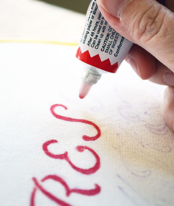 How to Apply Liquid Embroidery | Storypiece.net