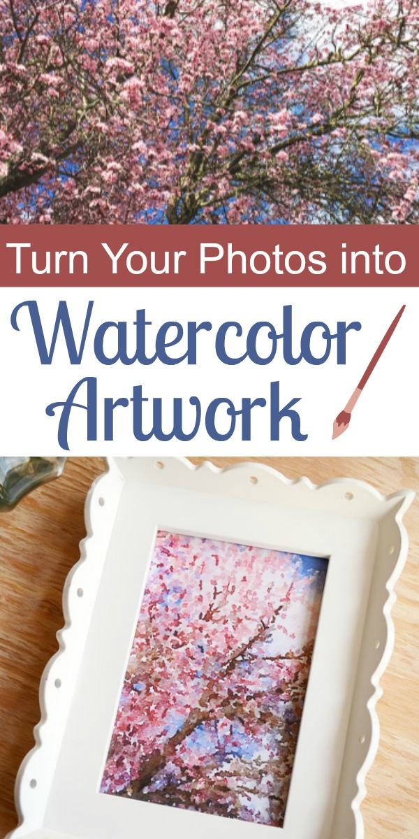 How to Create Watercolor Artwork for Spring | Storypiece.net