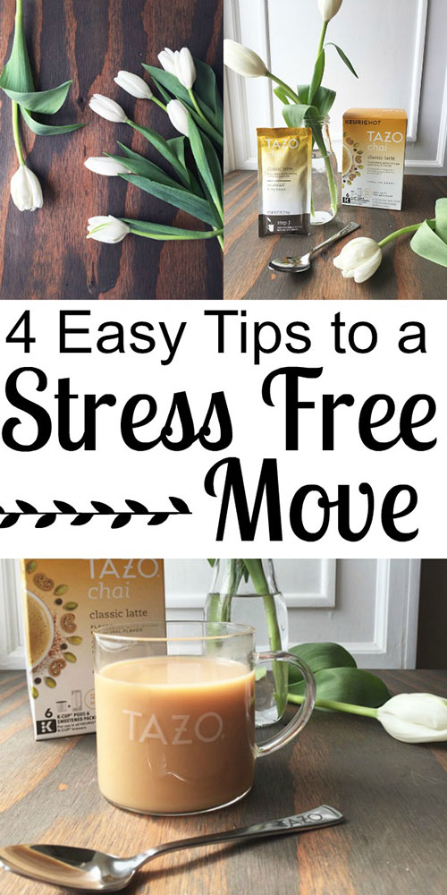How to Have a Stress Free Move - 4 Tips