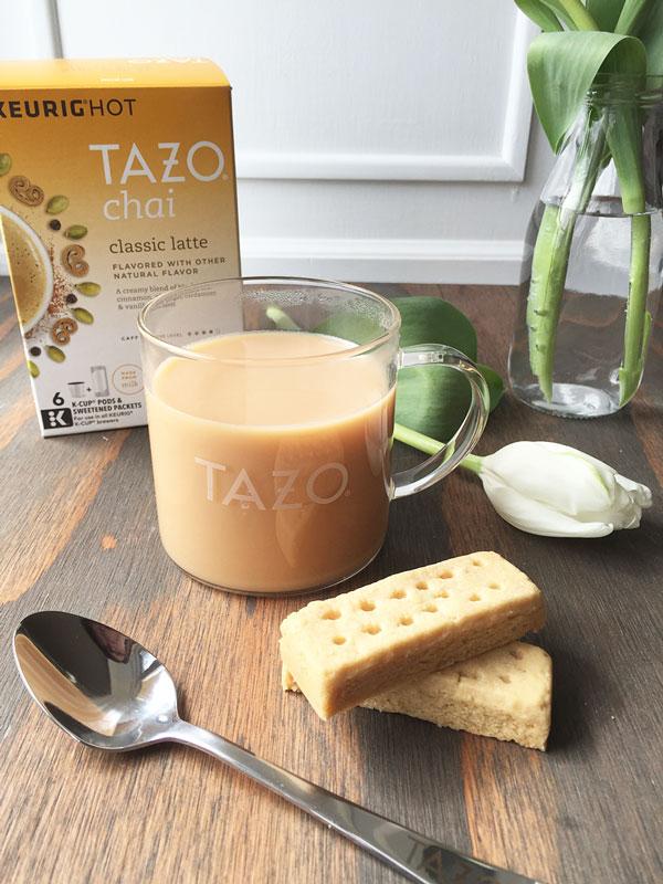 TAZO Chai Latte | Storypiece.net