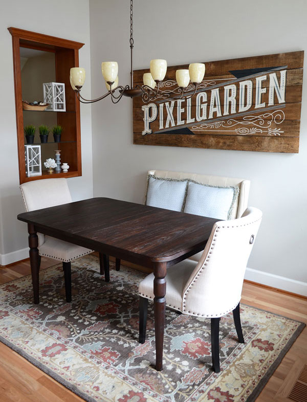 Dining Room Makeover After | Storypiece.net