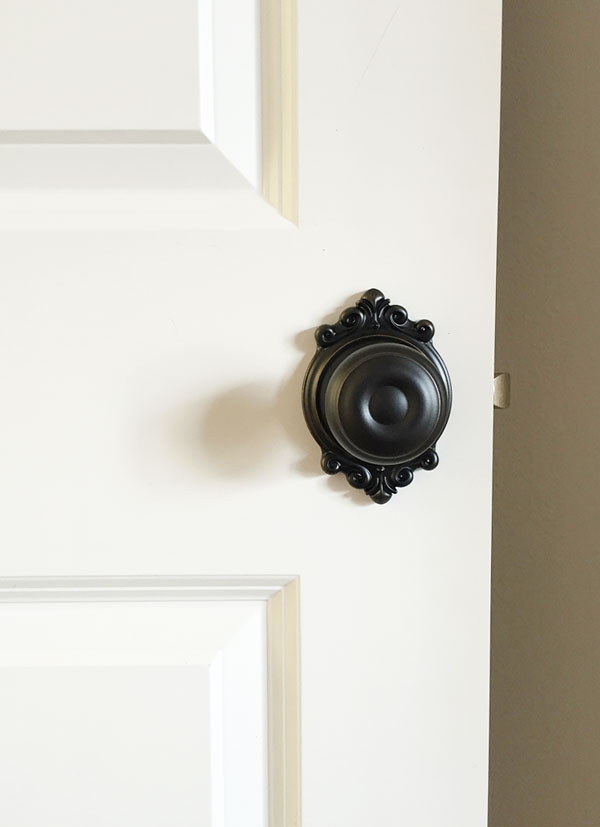 Georgian Doorknob | Storypiece.net