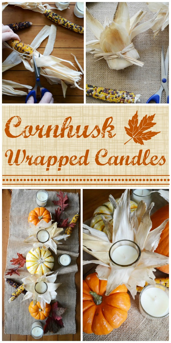 Cornhusk Candles | Storypiece.net