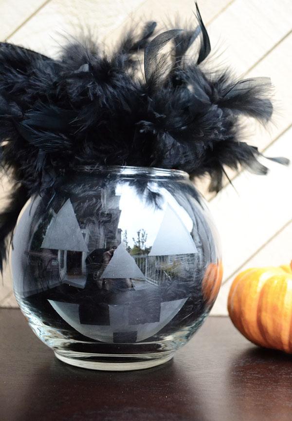 DIY Halloween Jack-o-lantern | Storypiece.net