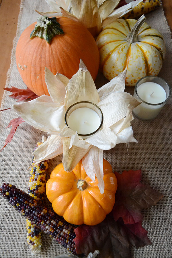 Easy Fall Table Centerpiece | Storypiece.net