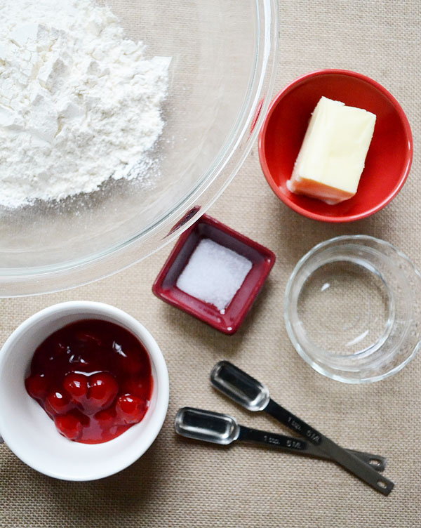 Mini Cherry Pie Supplies | Storypiece.net