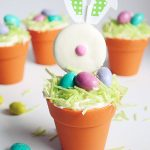 Make The Most Adorable Easter Bunny Cupcakes for Spring