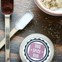 How to Make Homemade BBQ Dry Rub