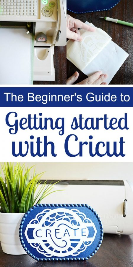 How to quickly get started with a Cricut for Beginners