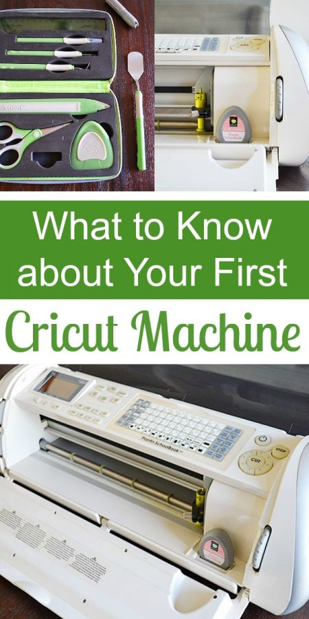 Everything You Need to Know about Your First Cricut Machine