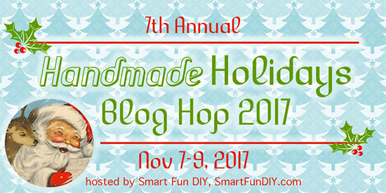 Handmade Holiday Blog Hop 2017
