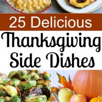 25 Delicious Thanksgiving Recipes for the Most Amazing Holiday Ever